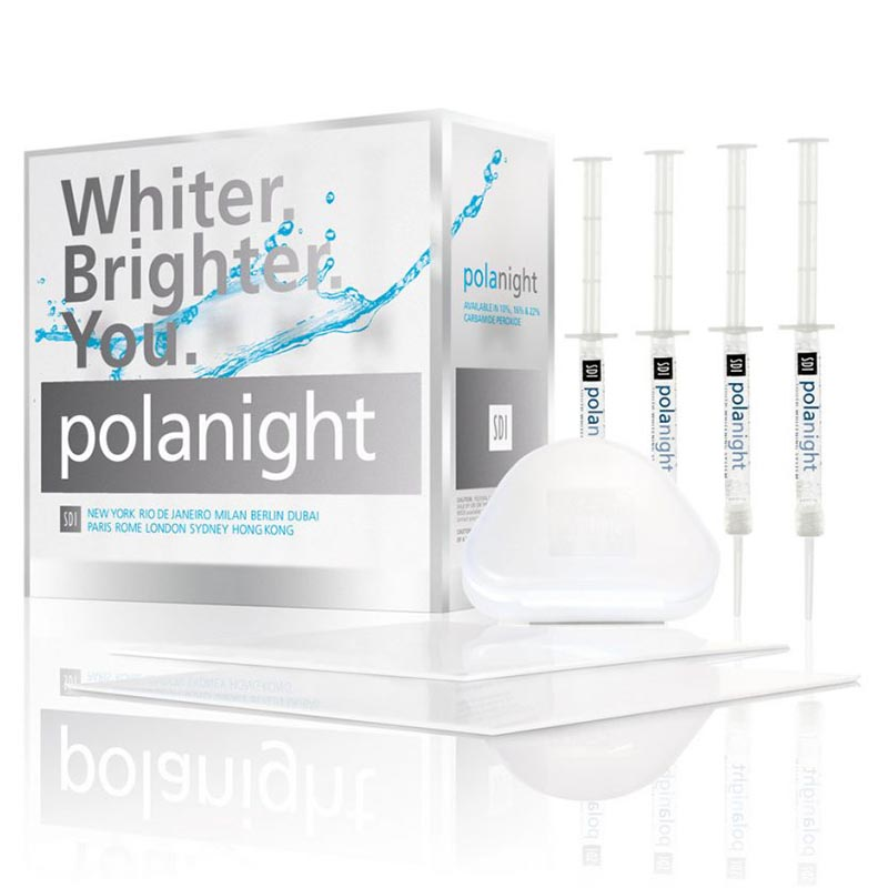 SDI pola whitening - tooth whitening in Crawley