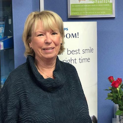Kathy Wadmore at Avalon Oral Care Centre