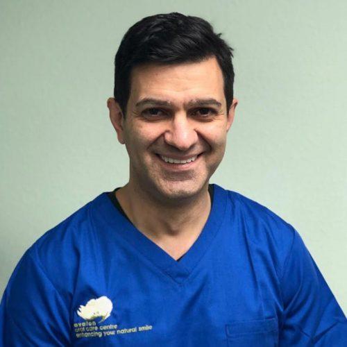 Reza at Avalon Oral Care Centre